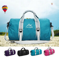 Waterproof Overnight Tote Training Travel Gym Sport Bag Duffle Carry On Luggage
