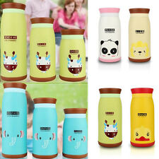Free Shipping Vacuum Sports Portable Travel Bottle Water Cup Children Gift