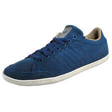 Adidas Originals Plimcana Clean Low Mens Classic Casual Retro Trainers Blue
