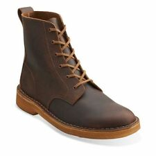 Clarks Originals Mens Boot Desert Mali Beeswax Leather Lace Up traction 26113253