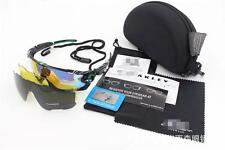 Outdoor Sport Cycling Eyewear Sunglass Riding Glasses Bicycle Goggle Multicolor
