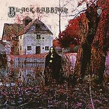 "New Music Record Black Sabbath ""Self Titled"" LP"
