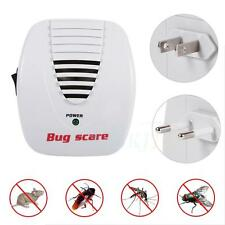 Plug In Rat Rodent Mouse UltraSonic Repeller Whole House Pest Control Full Cover