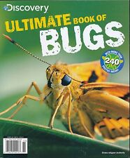 2016 Discovery Magazine ~ Ultimate Book Of Bugs  (96 Pages)
