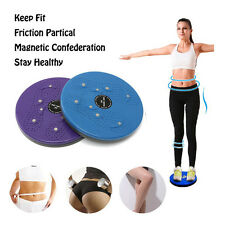Torsion Waist & Hips Twist Exercise Board for Fitness Magnetic Therapy Exercise