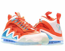 New Mens Nike Air Max 360 Diamond Griff Athletic Shoes White/Orange MSRP $170