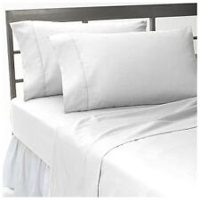 HOTEL COLLECTION BEDDING ITEM 1000 TC EGYPTIAN COTTON SELECT SIZE & ITEM-WHITE