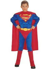Child Deluxe Classic Superman Costume Rubies 882626