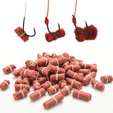 1/2/3/4/5 Bags Red Smell Grass Carp Baits.Coarse Fishing Baits Fishing Lures Fun