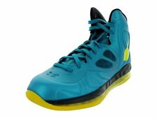 NEW Nike Mens Air Max Hyperposite Basketball Shoes Teal/Yellow Retail $225