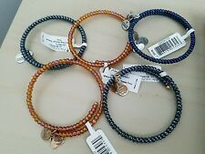CHEAP! Alex and Ani Highwire Wrap Beaded Bangle Bracelet! NEW! Pick Your Color!