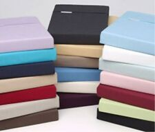 Deluxe Flannel 3pc Sheet Set - Face Cover, Fitted and Flat Sheet Set