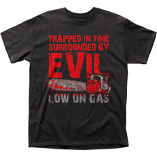 Army Of Darkness Horror Comedy Movie Low On Gas Adult T-Shirt Tee