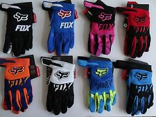 Fox Racing Dirtpaw Motorcycle MX Offroad Enduro Riding Gloves New Design Colors