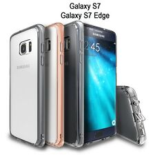 360° ShockProof Protective Clear Gel Case Cover For Samsung Galaxy S7,S7 Edge UK