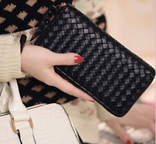 Women Lady Leather Wallet Purse Long Handbag Clutch Coin Card Holder Case New