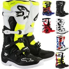 Alpinestars Tech 5 Mx Off Road Dirt Bike ATV Quad Racing Motocross Boots