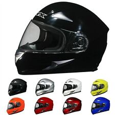 AFX FX-90 Solid Street Road Bike Sport Gear Protection Cycle Motorcycle Helmets