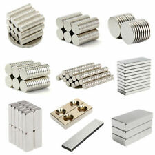 Multi-Size Block/Round/Disc/Cylinder Neodymium Rare Earth N35 Fridge Magnets N35