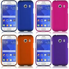 For Samsung Galaxy Ace Style S765C Rubberized Matte Snap-On Hard Case Cover