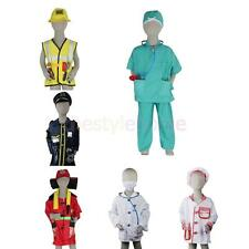 Emergency Services Costume Child's Kids Fancy Dress Halloween Party Accessories