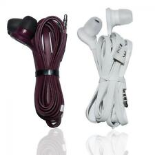 Mic Headset Headphones 3.5mm In Ear for HTC Rhyme Desire S ChaCha Sensation XE