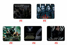 Mousepad Gaming Rogue One Star Wars Movie PC Laptop Optical Trackball Mouse Pad