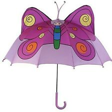 Kidorable Childs Umbrella Buterfly
