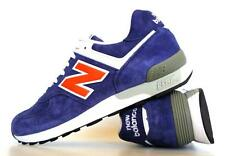 NEW BALANCE SHOES SNEAKERS MAN CLASSICS TRADITIONNELS BLUE VIOLET M576PB0