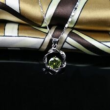 Clavicle Sweet Lady Necklace Pendant&Necklace Exquisite Chain Silver Choker
