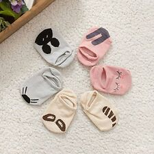 Girls Boys Infant Baby Cute Rabbit Rat Bear Anti-slip Short Socks Cartoon
