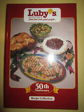 New Luby's Cafeteria 50th Anniversary Collection 1996 Excellent Condition