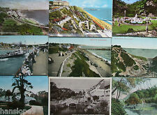Postcards - DORSET - BOURNEMOUTH - WEST CLIFF - DURLEY CHINE - ZIG ZAG -