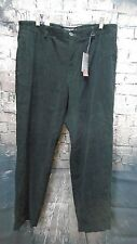 NEW WITH TAGS Chaps SIZE 36/32 Mens Corduroy Pants BLACK