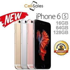 (FACTORY SEALED)Apple iPhone 4S 6 6S GSM 4G UNLOCKED EXCELLENT CONDITION✔ GO AA+