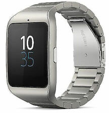 Sony Mobile SWR50 SmartWatch 3 Fitness and Activity Tracker Wrist - Metal Editio