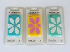 Apple iPod 4 Touch 4TH Gen Case by Agent 18 FlowerVest Silicone Assorted
