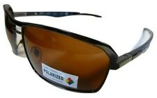 New Mens Womens Polarized Sunglasses Vintage Aviator Designer Black PZ511V