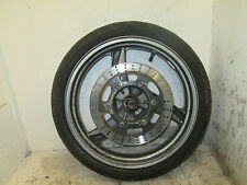 KAWASAKI ER 5 500CC 1998 FRONT WHEEL RIM WITH TYRE AND DISC