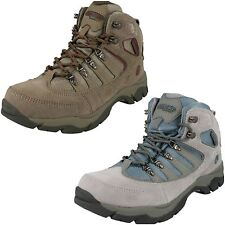 LADIES HI TEC 50 PEAKS MCKINLEY WP LACE UP WATERPROOF WALKING HIKING BOOTS
