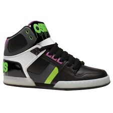 OSIRIS NYC 83 Black green white EU42 US9