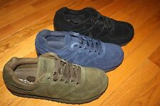 New In Box Ralph Lauren Polo Slaton II Suede Sneakers Shoes SHIP FREE US