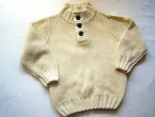 NWT Gymboree Boys EMPIRE STATE EXPRESS button pullover christmas holiday sweater