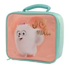 The Secret Life of Pets | Gidget | I Love Mutts | Insulated Lunch School Bag