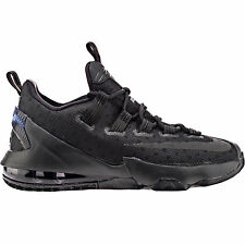new-nike-lebron-james-13-xiii-low-gs-youth-basketball-shoes-kids-boys-black
