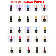 OPI GelColor PART 1 - All New Soak Off Led UV Gel Polish Base Top Coat