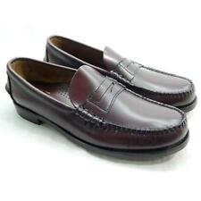Sebago Men's Classic Antique Brown Penny Loafers