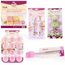 Queen of Cakes Baking Icing Utensils| Syringe Piping Bag Non Stick | Home Baking