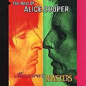 Mascara & Monsters: The Best of Alice Cooper by Alice Cooper (CD, Jan-2001, Rhi…