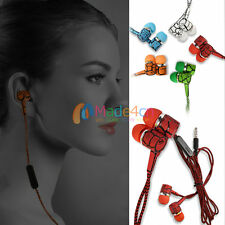 Hot -MD93 Stereo 3.5mm in-Ear Earphone Earbuds Headphone With Mic Headset